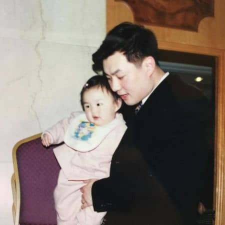 Estelle Chen father