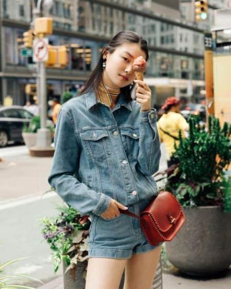 Estelle Chen height