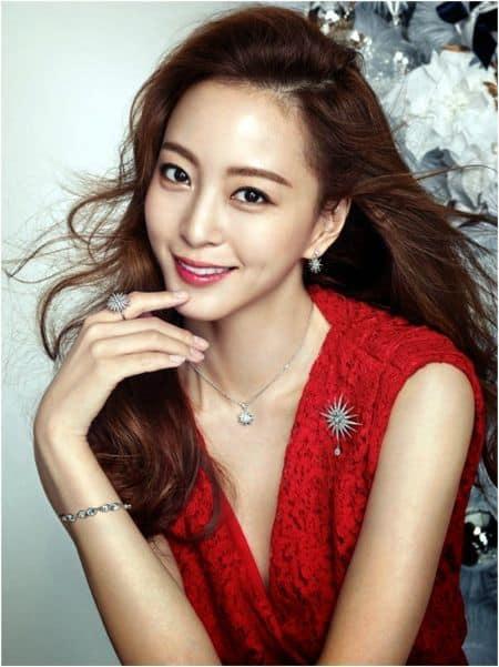 Han Ye Seul bio, net worth