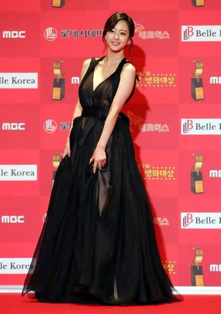 Han Ye Seul career