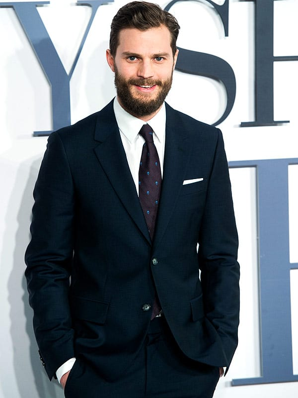 Jamie Dornan career, photoshoot, modeling
