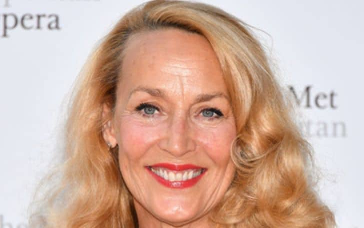 Jerry Hall net worth, salary, income, career earnings