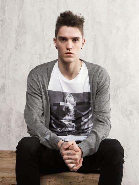 Josh Beech career, modeling, contract, photoshoot
