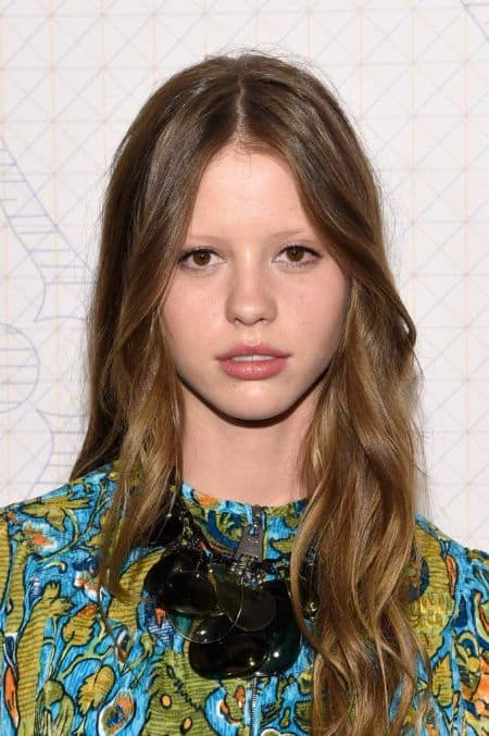 Mia Goth bio, net worth