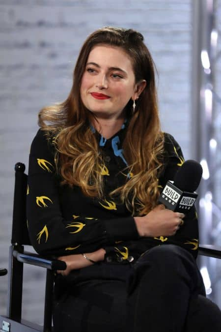 Millie Brady career, modeling, contract