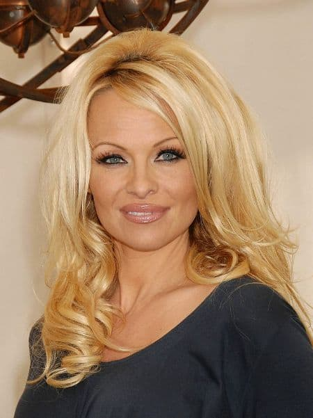 Pamela Anderson bio, net worth