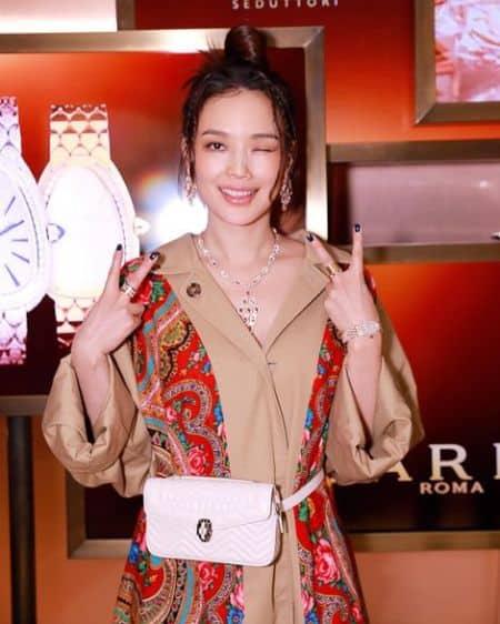 Shu Qi height