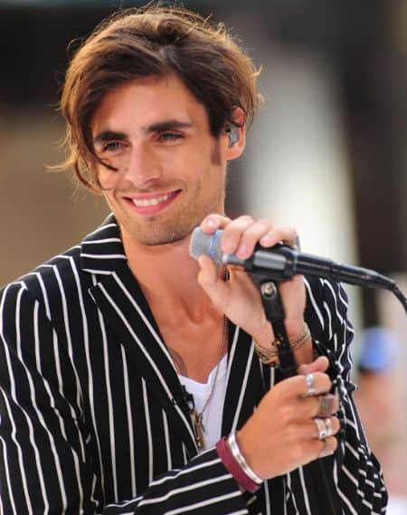 Tyson Ritter bio, net worth