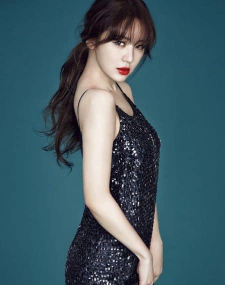 Yoon Eun Hye career