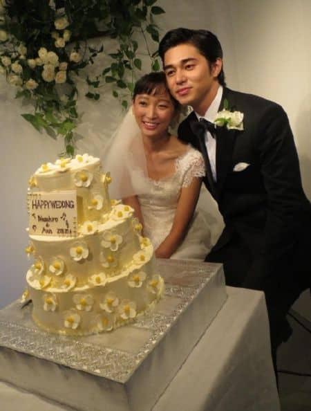 Anne Watanabe husband