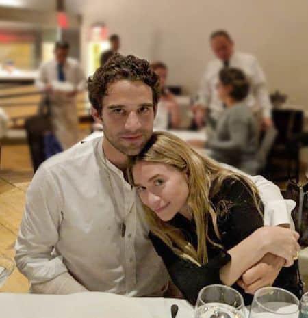 Ashley Olsen boyfriend