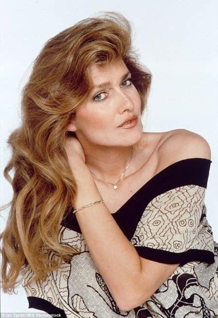 Caroline Cossey career