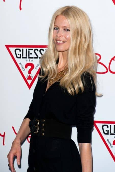 Claudia Schiffer career