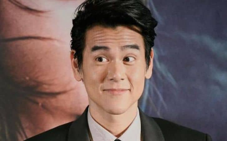 Eddie Peng age, height, body, career net worth