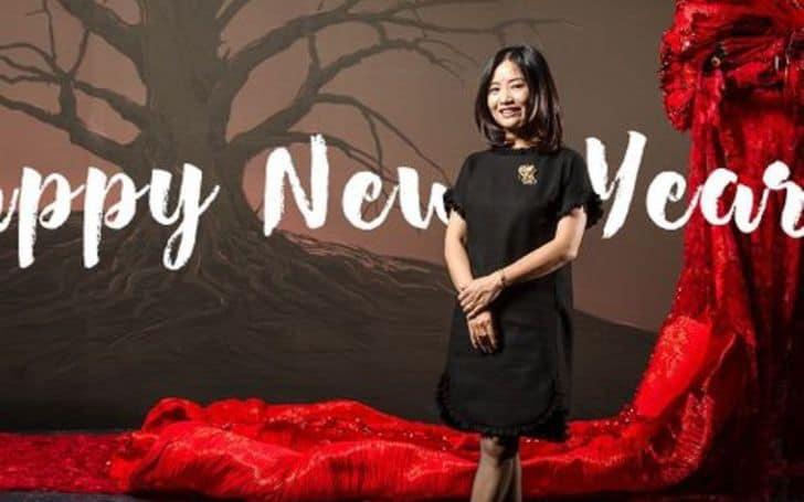 Guo Pei age, height, net worth, career