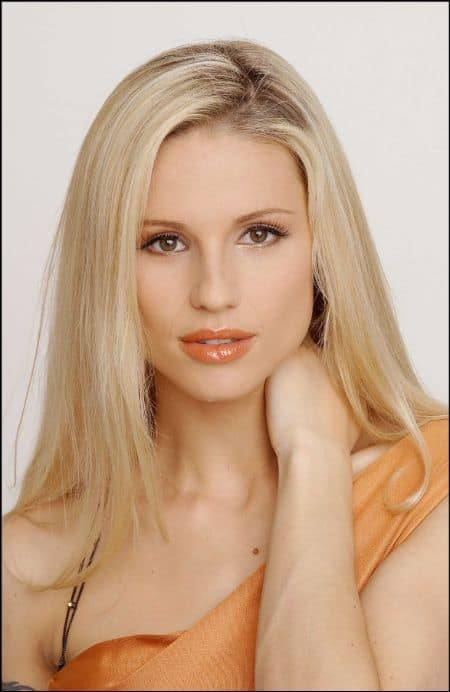 Michelle Hunziker bio, net worth