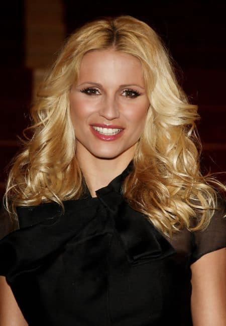 Michelle Hunziker career