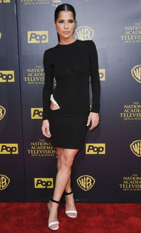 Kelly Monaco height