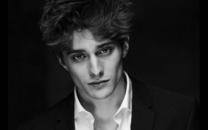 Maxence Danet Fauvel age, height, body, career, net worth