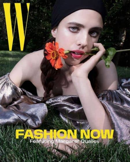 Margaret Qualley cover magazine