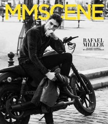 Rafael Miller cover magazine
