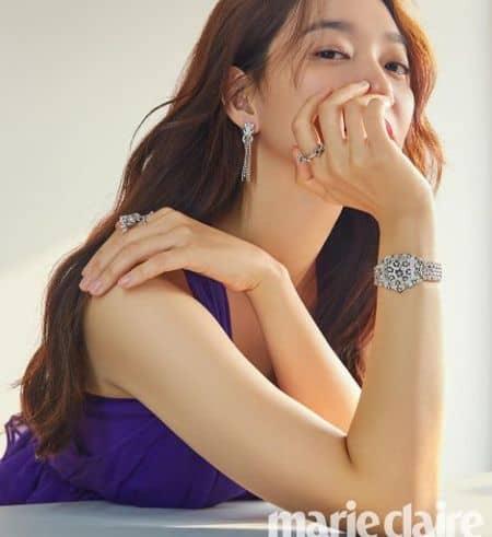 Shin Min Ah height