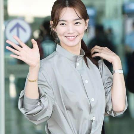 Shin Min Ah age