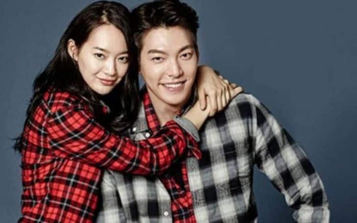 Shin Min Ah age, height, body, Kim Woo Bin