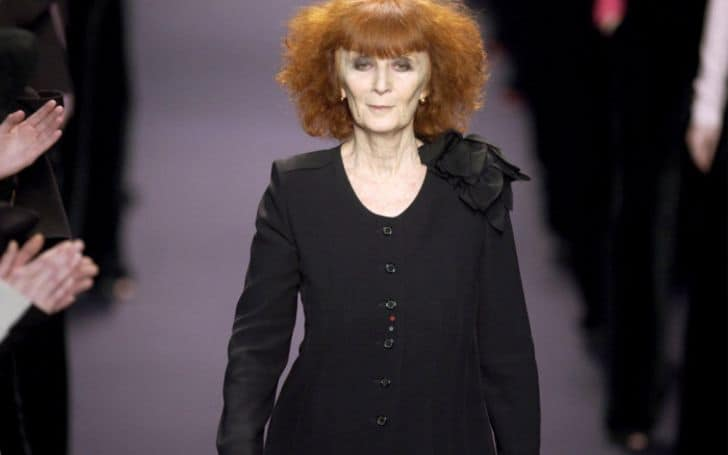 Sonia Rykiel age, height, body, career, net worth