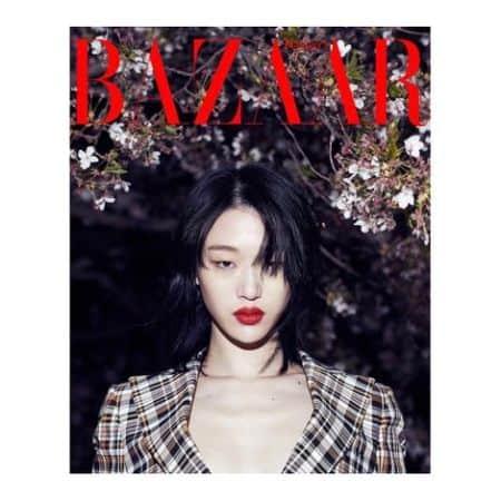 Sora Choi cover magazine