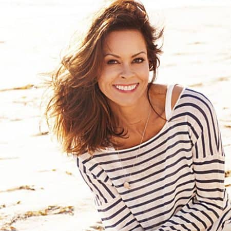 Brooke Burke Charvet bio, net worth