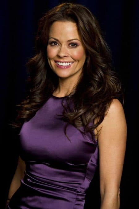 Brooke Burke Charvet height