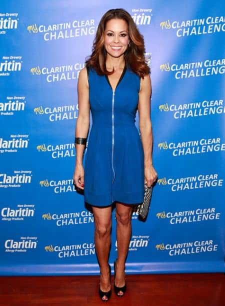 Brooke Burke Charvet career