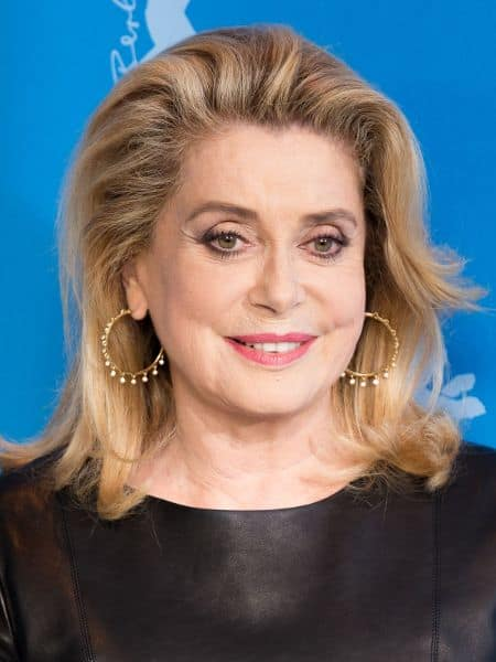 Catherine Deneuve bio, net worth