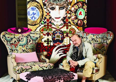 Christian Lacroix wife