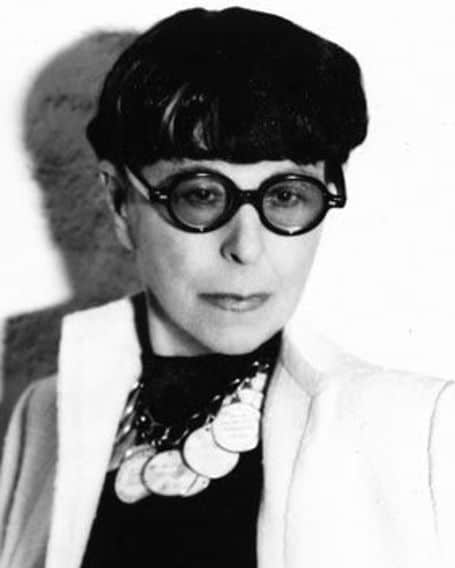Edith Head died