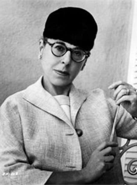 Edith Head net worth