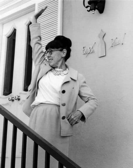 Edith Head height