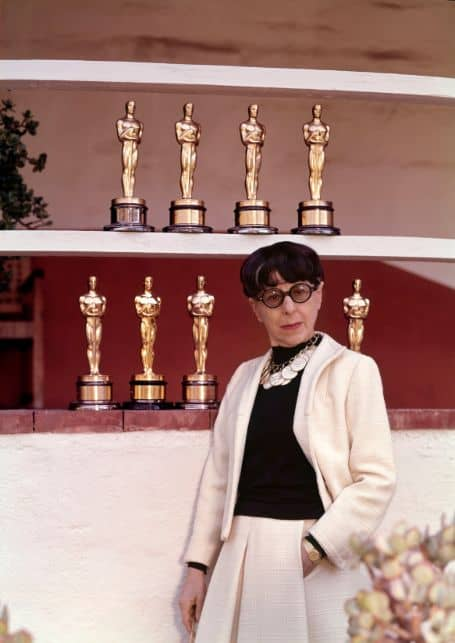 Edith Head oscars