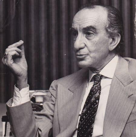 Emilio Pucci died