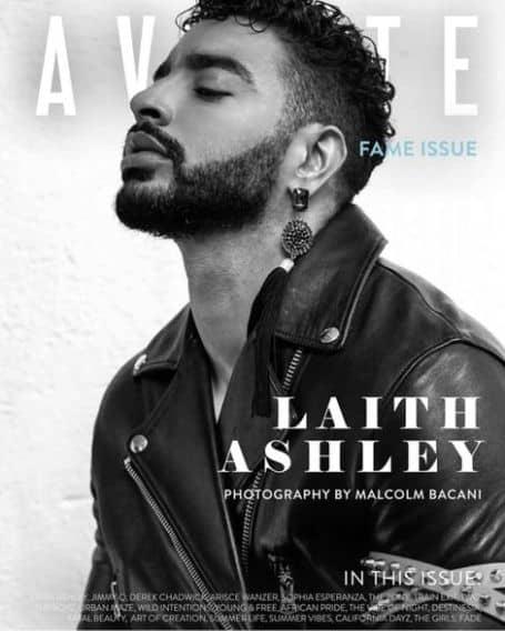 Laith Ashley height