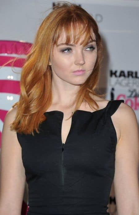 Lily Cole career