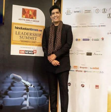 Manish Malhotra Fashion Designer Gay Karan Johar Age Career Relationship Net Worth