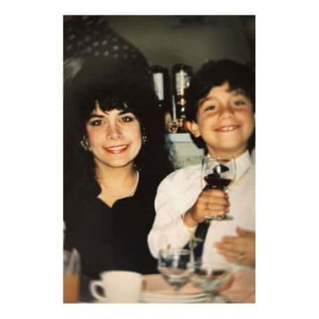 Rob Roco mother