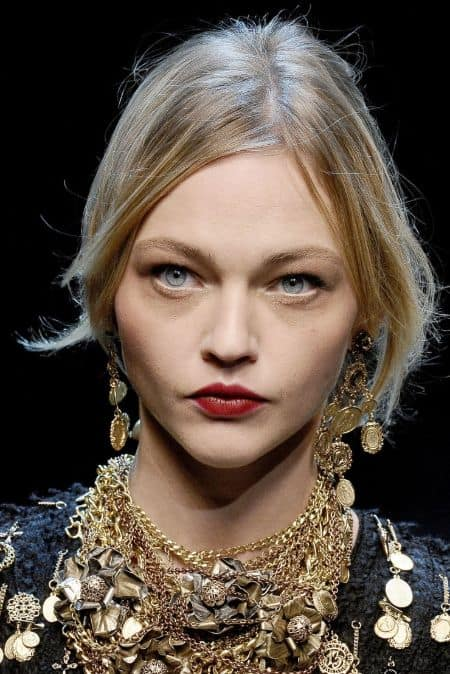 Sasha Pivovarova bio, net worth