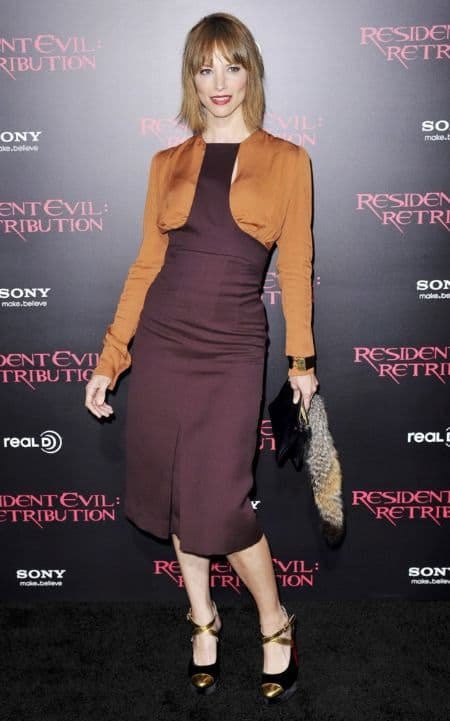 Sienna Guillory personal life