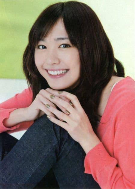 Yui Aragaki bio, net worth