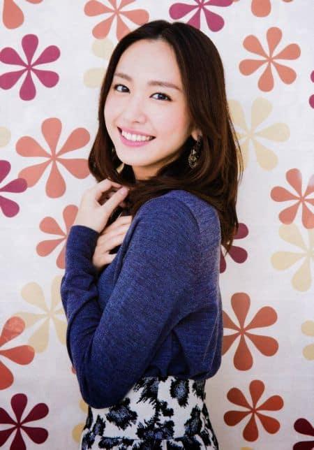 Yui Aragaki hair