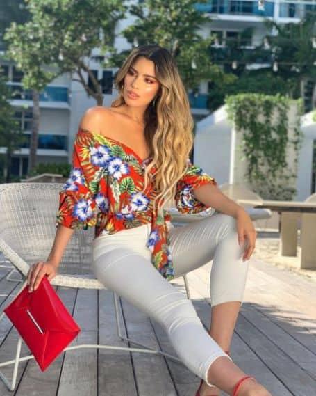 Ariadna Gutierrez's career story