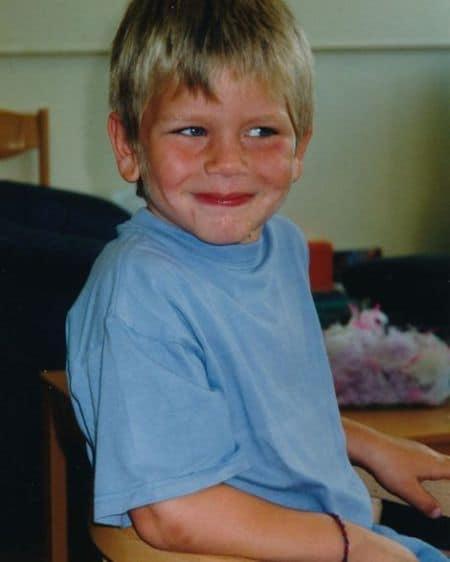 Erik Van Gils early life
